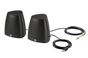 Колонки HP V3Y47AA Black S3100 USB Speaker