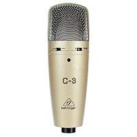 Студийный конденсаторный микрофон Behringer C-3