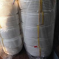 Веревка крученая 8мм 100 метровый  в Алматы, фото 3