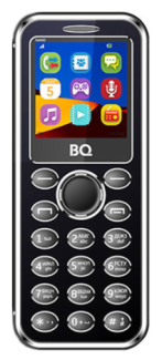 Мобильный телефон BQ-1411 Nano Чёрный
