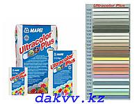 Ultracolor Plus Mapei затирка для швов с гидрофобным эффектом ( цветная)