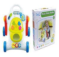 Игровой центр - ходунки Baby Walker WD3660