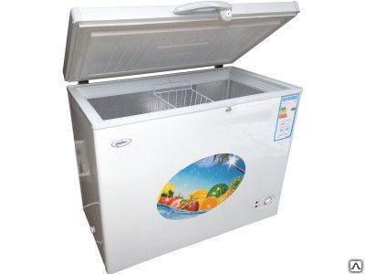 Холодильник-Морозильник ORION BD-400W две корзины белый