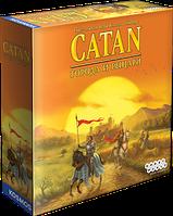 Настольная игра Catan Колонизаторы: Дополнение Города и Рыцари. Новое издание, фото 1
