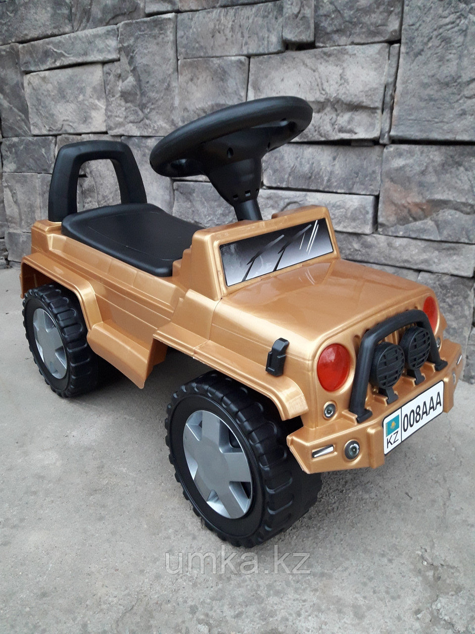 Толокар Jeep