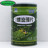 Спирулина Китайская 1000 таблеток, водоросли в таблетках купить в Казахстане, фото 1