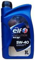 Моторное масло ELF EVOLUTION 900 NF 5W-40 1литр