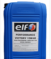 Моторное масло ELF PERFORMANCE VICTORY DIESEL 15W-40 20литров