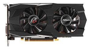 Видеокарта ASRock PHANTOM GAMING RADEON RX570 8G ОC, 8GB 256-bit GDDR5