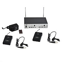Радиосистема Peavey PV 16DR CHANNEL UHF DUAL RECEIVER-BL-BL