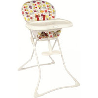 Стульчик TEA TIME Highchair (Garden Friends) Graco