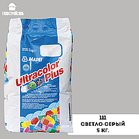 ULTRACOLOR PLUS № 111/5кг. (Светло-серый), фото 1