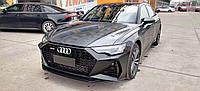 Передний бампер RS6 для Audi A6 C8 2018+