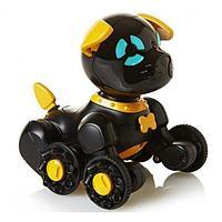 Интерактивный Робот щенок Чиппо WowWee черный