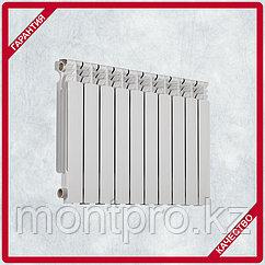 Алюминиевый радиатор Ресурс 500/80
