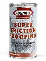 Super Friction Proofing