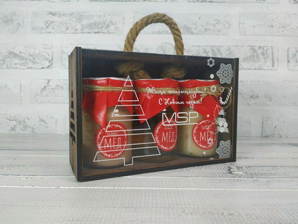 Новогодний подарок для MSP