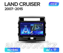 Teyes магнитола Toyota Land Cruiser 200 Android
