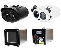 Тепловизионная IP-камера ZKTeco ZN-T1 + АЧТ (Абсолютно черное тело/ИК-калибратор)