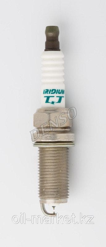 DENSO Свеча зажигания Iridium TT (Twin Tip) IKH20TT
