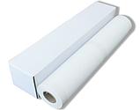 Матовый 1,27х18м (300гр/м2). Рулонный широкоформатный холст для струиной печати для широкоформатных принтеров, плоттеров, фото 3