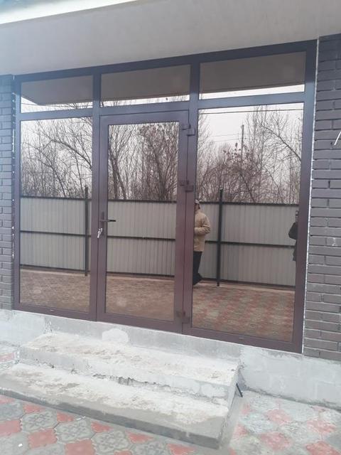 Двери и внешнее остекление -1