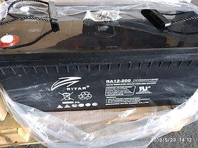 Аккумулятор 12V 200Ah, фото 2
