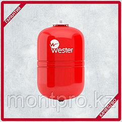 Расширительные мембранные баки (гидропневмобаки) для систем отопления Wester (сменная мембрана, EPDM)