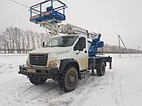 Автовышки АГП от 16 до 45 метров вездеходы 6х6 и 4х4, фото 4