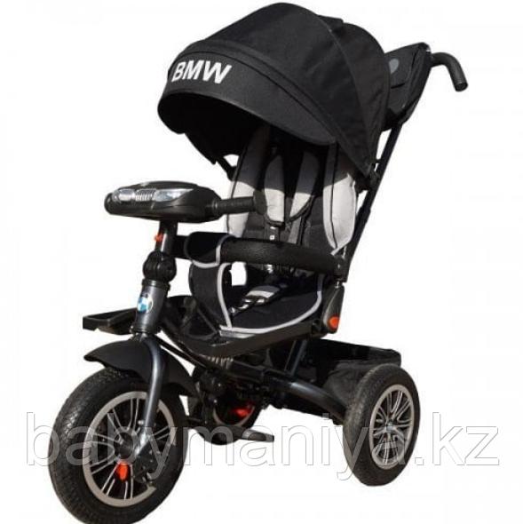 Детский трехколесный Велосипед BMW черный 01-13493