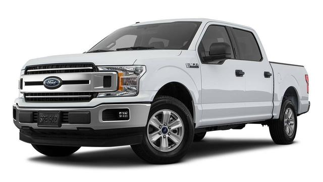 FORD F-150 2015+