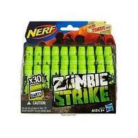 Hasbro Nerf Зомби Страйк, 30 стрел для бластеров.