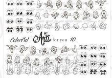 Слайдер дизайн ArtiForYou Color Ful #10