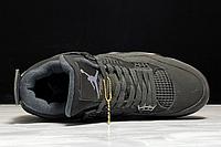 "Кроссовки Air Jordan 4(IV) ""Black Cat"" (36-47), фото 3"