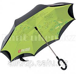 Зонт-трость обратного сложения, эргономичная рукоятка с покрытием Soft Touch 69700 (002)
