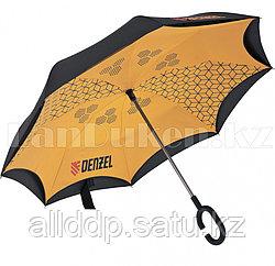 Зонт-трость обратного сложения, эргономичная рукоятка с покрытием Soft Touch 69706 (002)