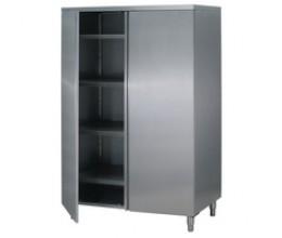 Шкаф для хранения хлеба, распашные двери 820*560*1750Н