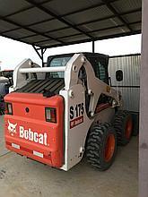 Минипогрузчик (бобкат) BOBCAT S175