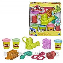 Набор пластилина Плей До Play-Doh для девочек «Сад»