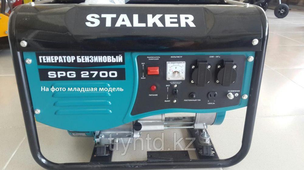 Бензиновый генератор SPG 2700 Stalker