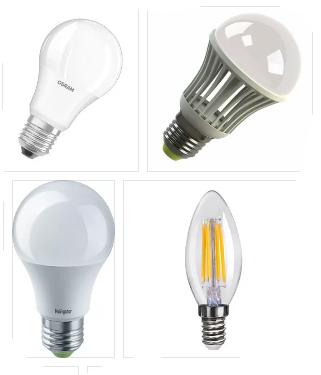 Лампы светодиодные (LED)