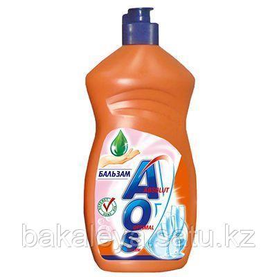 Средство для мытья посуды AOS бальзам 900г