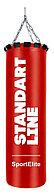 Мешок боксерский SportElite STANDART LINE 120см, d-40, 55кг, красный