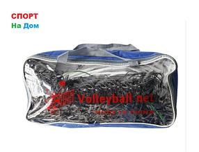 Сетка волейбольная стандартная (размер: 9.5*1 м)