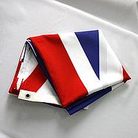 Пошив флагов методом аппилкации.