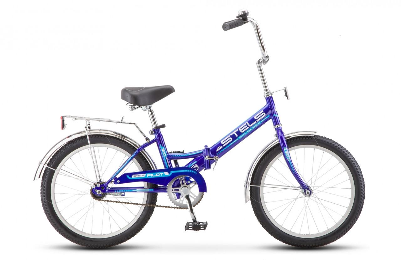 Велосипед двухколесный складной Pilot 310
