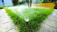 Автоматический полив воды