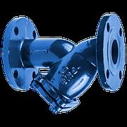 Фильтр сетчатый чугун Ду 65 Ру16 фл