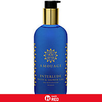 ТЕСТЕР Amouage Interlude for men Гель для душа (300 мл)