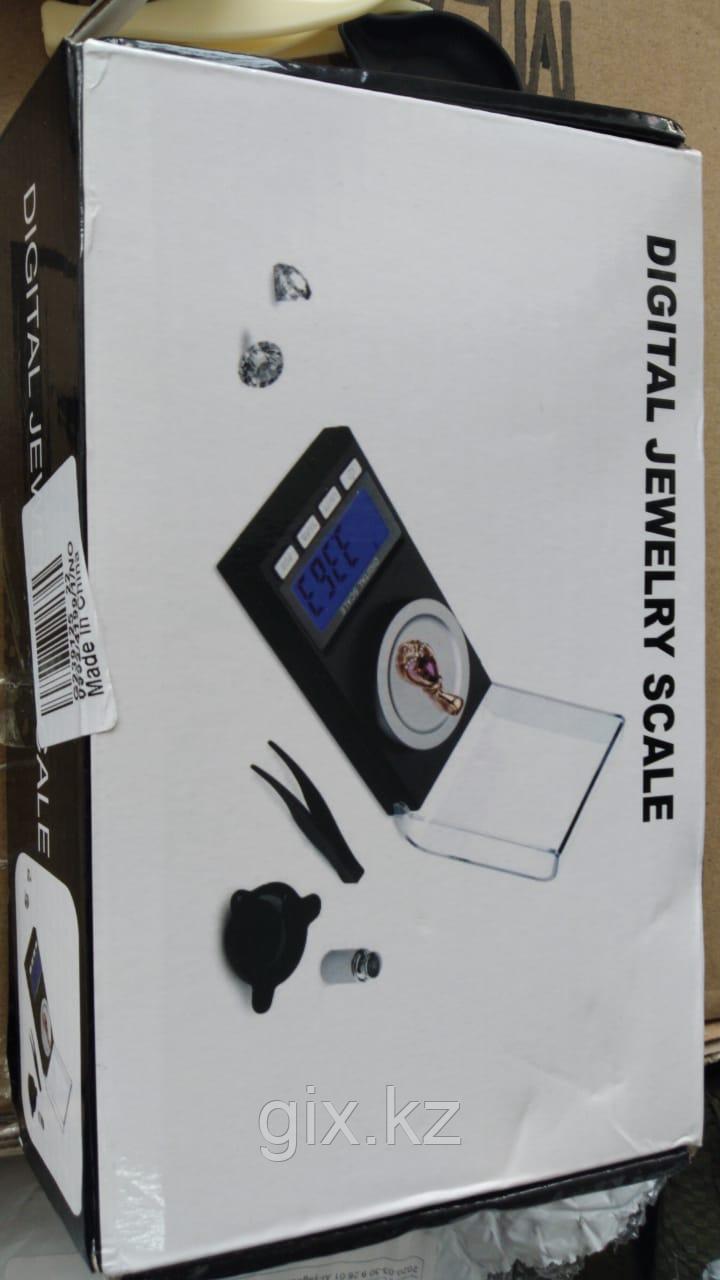 Сверхточные ювелирные весы KL-20 (20гр / 0,001 гр) USB
